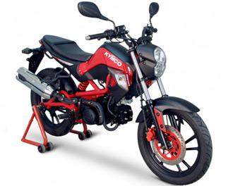 Мотоцикл Kymco K Pipe 50