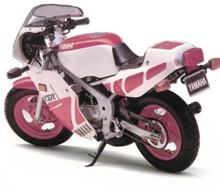 Мотоцикл Yamaha YSR 50
